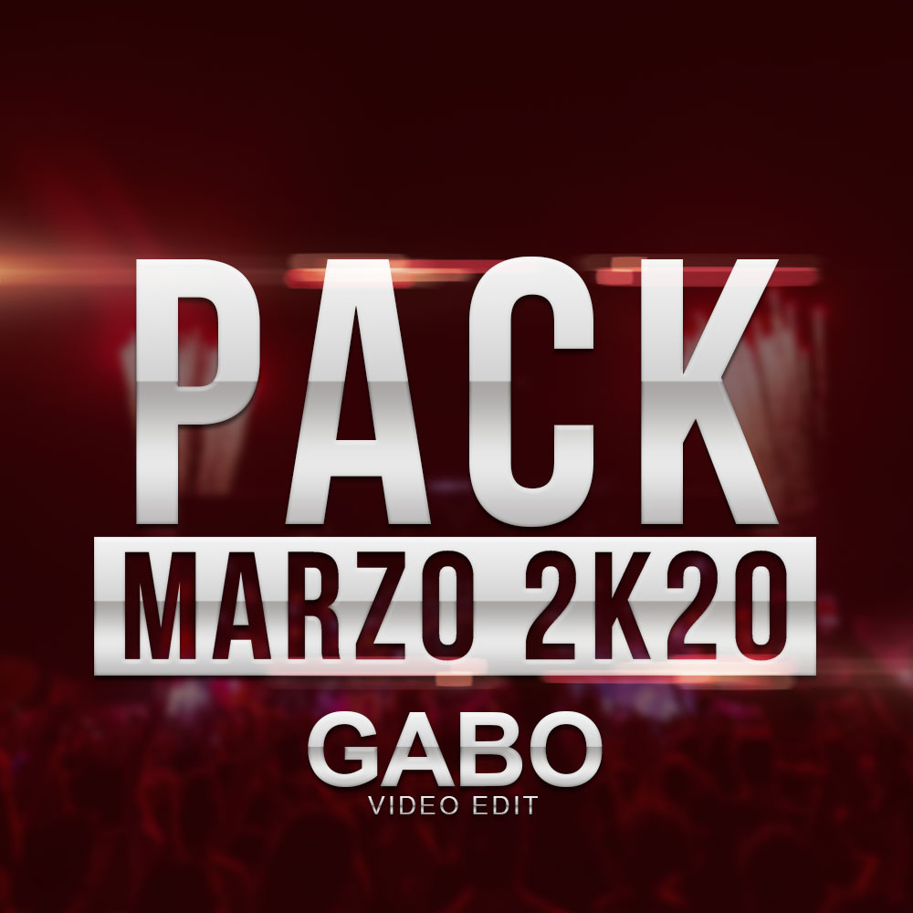 Pack Marzo 2k20
