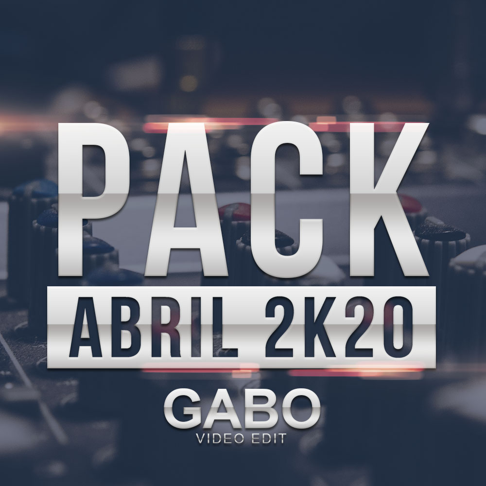 Pack Abril 2k20